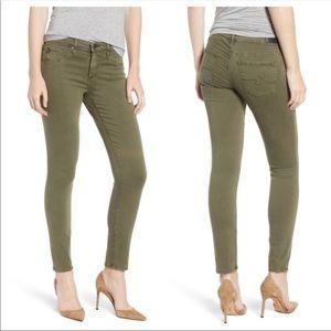 AG, Stevie Ankle Jeans